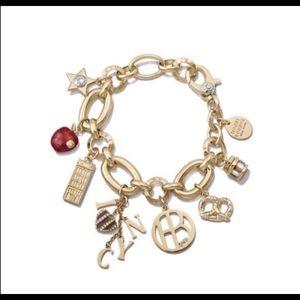 Henri  Bendel Iconic Charm Bracelet